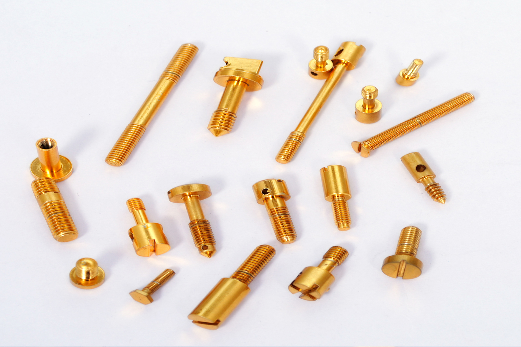 Madhav Metal Brass Bolts Supplier Manufacturer Exporter In India